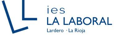 I.E.S. LA LABORAL (Lardero · La Rioja)
