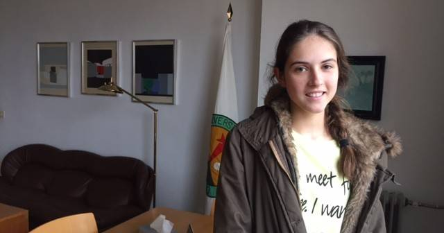 Mari Paz García consigue una beca de la Fundación Amancio Ortega.