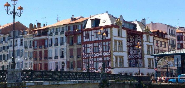 Viaje Bayona-Biarritz