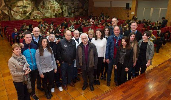 Actos conmemorativos de la Constitucion Española