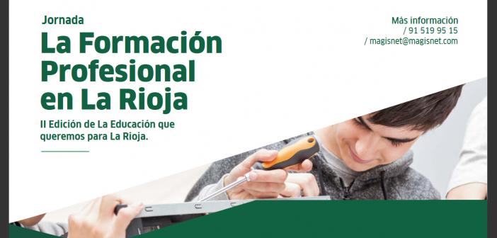FOTOS Feria de Formación Profesional en el Riojaforum 10 y 11 mayo