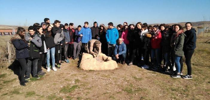Visita de los alumnos de 1º Bachillerato a los Yacimientos de Atapuerca