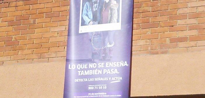 Campaña: Día internacional de la Eliminación de la Violencia contra la Mujer