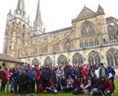Viaje de los alumnos de francés de 2º ESO a Bayonne y Saint-Jean-de-Luz