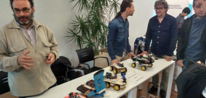 Nuestro centro participa en el Arduino Day 2018
