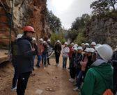 Visita a Atapuerca de los alumnos de 1º de Bachillerato con el Departamento de Filosofía