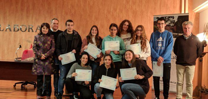 Entrega de diplomas de competencia en lengua francesa DELF