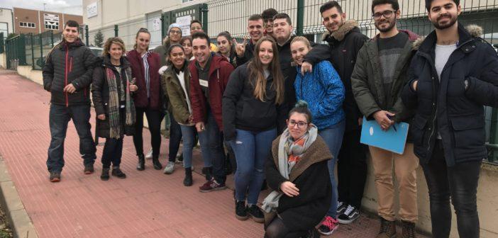 Visitas formativas de los alumnos del Ciclo de Artes Gráficas a varias empresas del sector