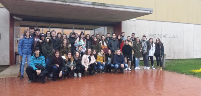 Visita formativa a Cantabria de los alumnos de Formación Profesional de Química