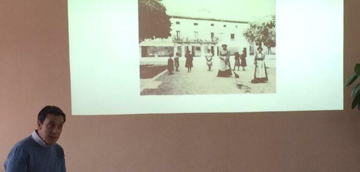 Visita de Francis Paniego al IES La Laboral