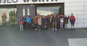 Visita al Museo Würth de los alumnos de 1º y 2º de FPBO y de SAF2