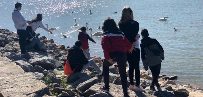 Los alumnos de apoyo visitan el Parque de La Grajera