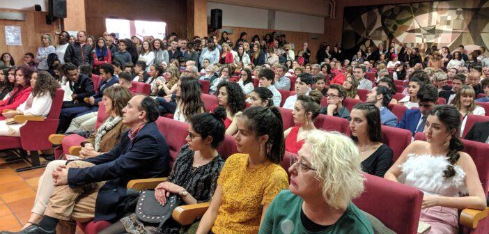 Acto de Graduación de 2º de Bachillerato 2019
