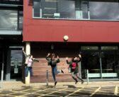 Nuestras alumnas de Erasmus + nos envían postales desde Irlanda