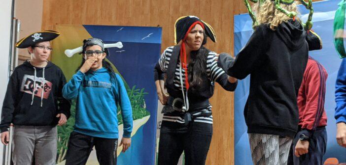 Teatro en inglés para los alumnos de 3º y 4º de ESO y 1º de Bachillerato