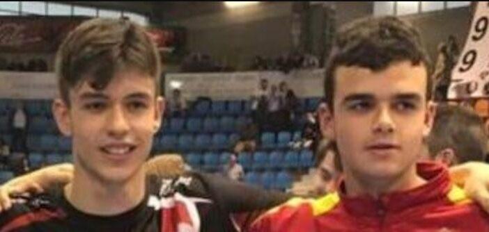 Nuestros alumnos Eduardo Ortiz y Mario Fernández convocados por la Federación Española de Balonmano