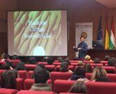 """Charla sobre la elaboración tradicional de vino """"supurao"""" para alumnos de FP y 4ºESO"""