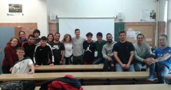 Encuentros teórico-prácticos destinados a los alumnos del Nivel II de Técnico Deportivo en la modalidad de Fútbol