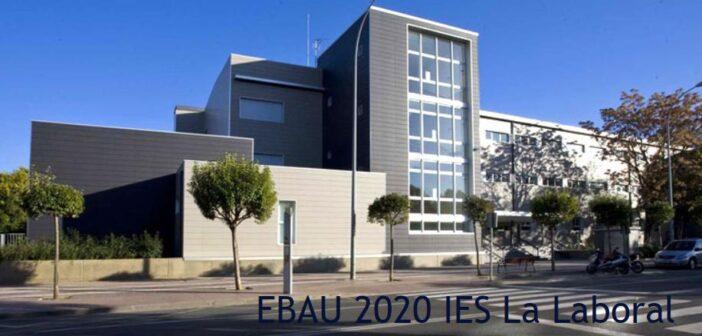 EBAU 2020: sede, aulas, horario e instrucciones de acceso